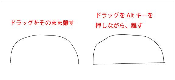 鉛筆ツール画像2